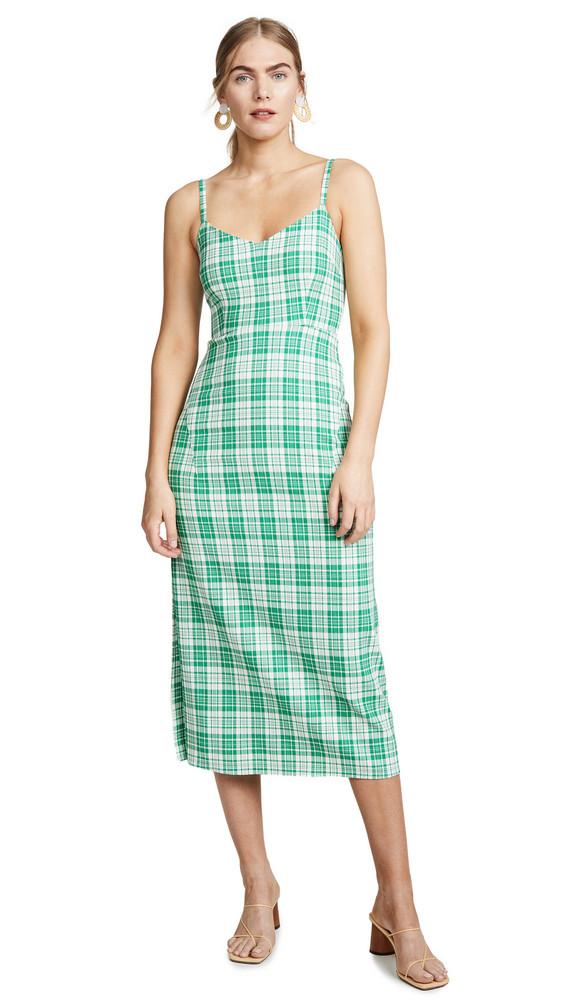 Rachel Comey Agitator Dress in green