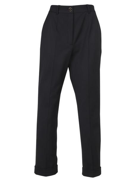 Dolce & Gabbana Trousers in nero