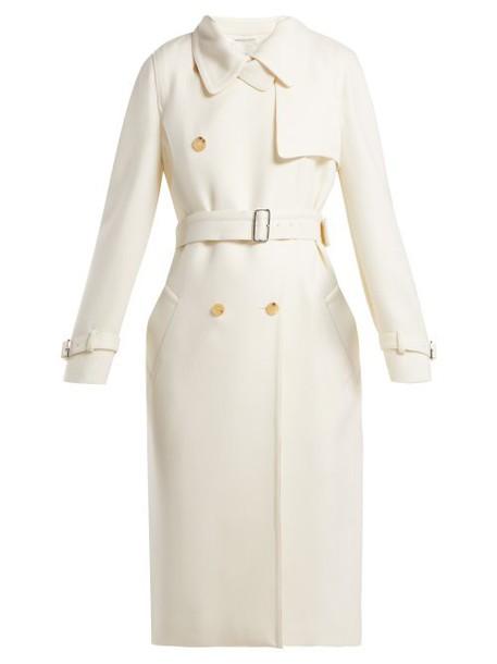 Max Mara - Dalia Coat - Womens - White