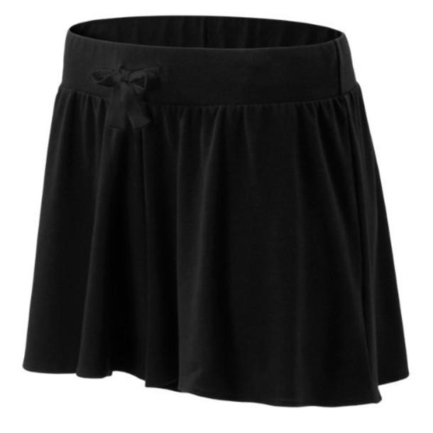 New Balance 93467 Women's Balance Flutter Short - Black (WS93467BK)