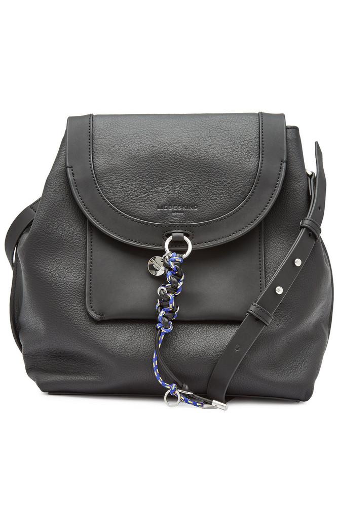Liebeskind Berlin Scouri Hobo L Leather Bag  in black