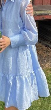 dress,blue,blue dress,light blue