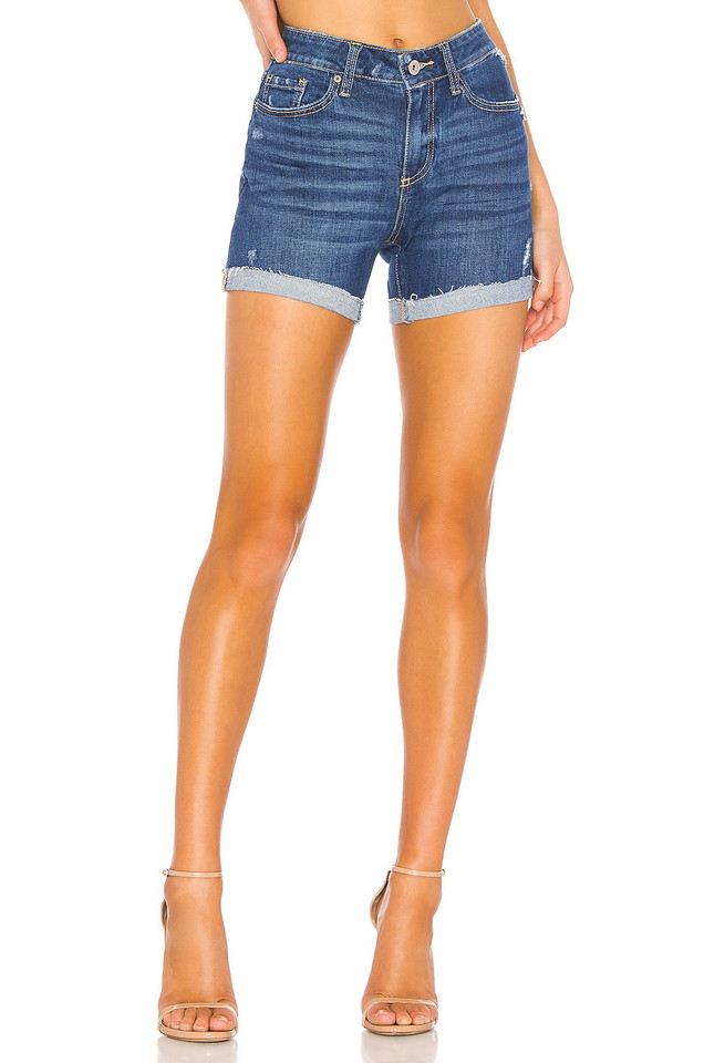 PAIGE Parker Relaxed Short