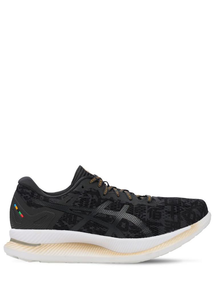 ASICS Glideride Sneakers in black / grey