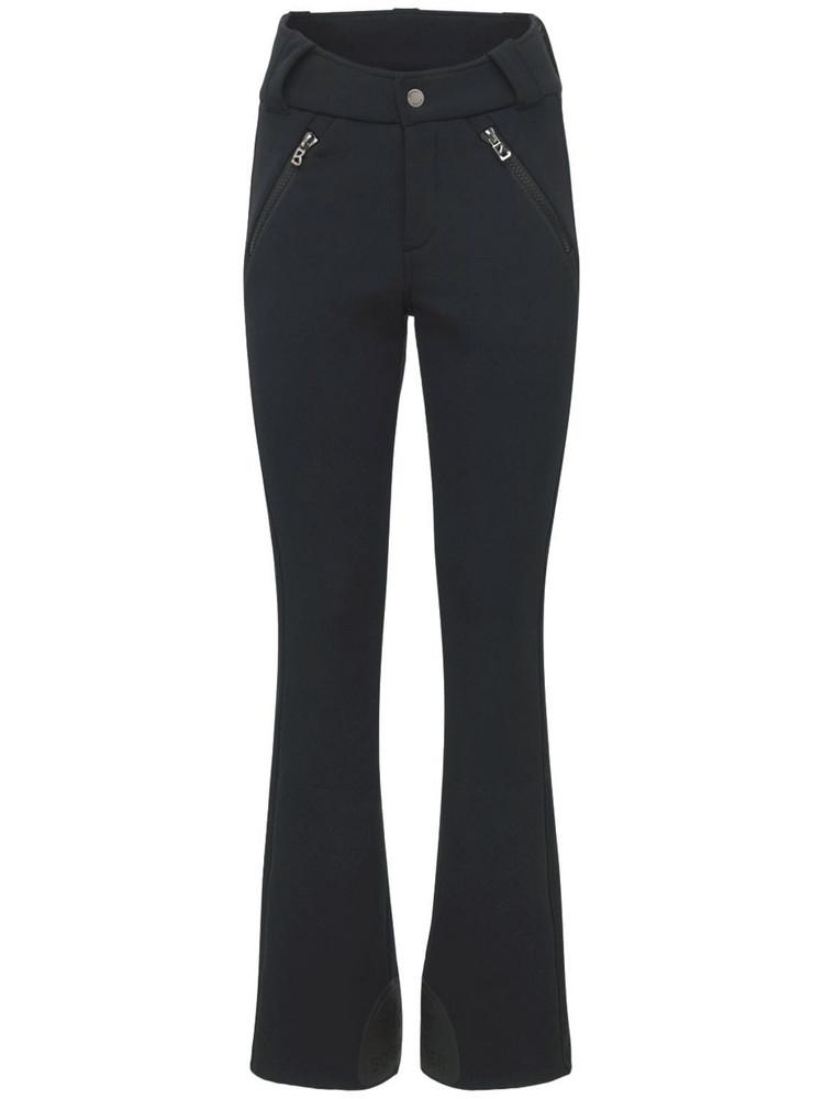 BOGNER Haze High Waist Ski Pants in black
