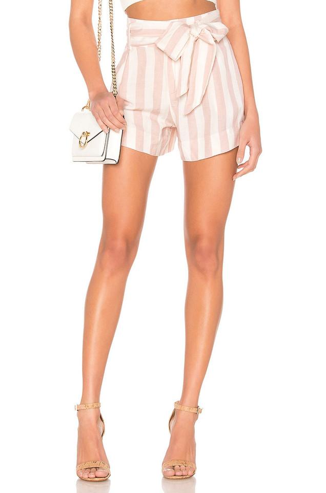 Rails Katy Short in white