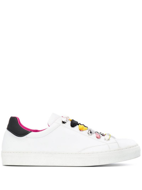 Emilio Pucci Twilly low-top sneakers in white