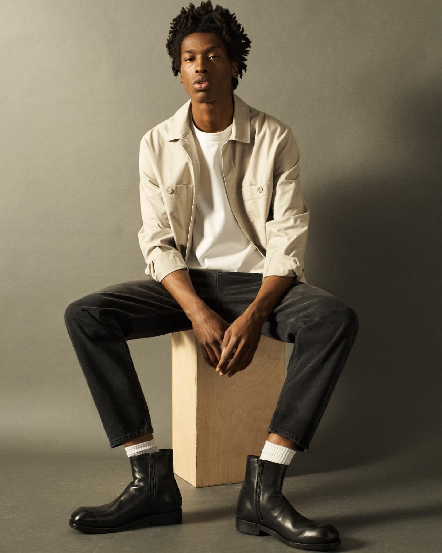 top jeans shoes
