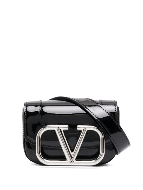 Valentino Garavani VLOGO belt bag in black