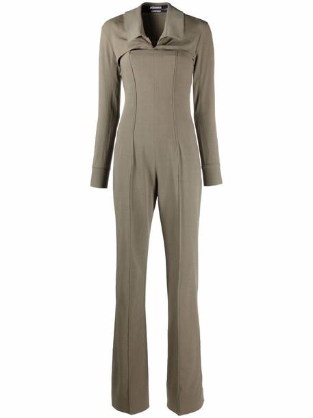 Jacquemus La Combinaison Asao jumpsuit - Green