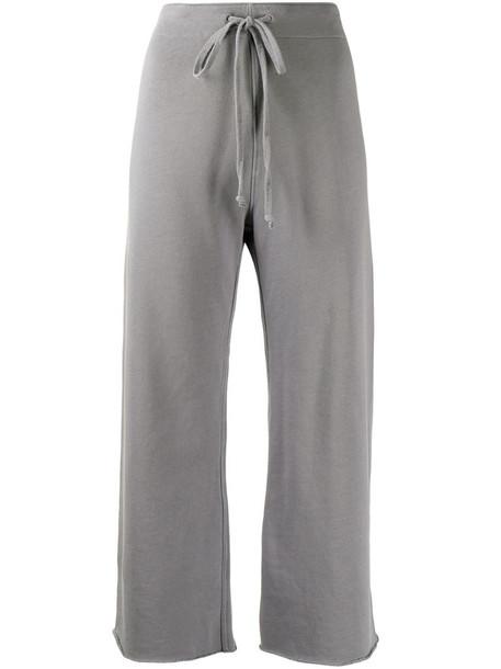 Nili Lotan Kiki jogging trousers in grey