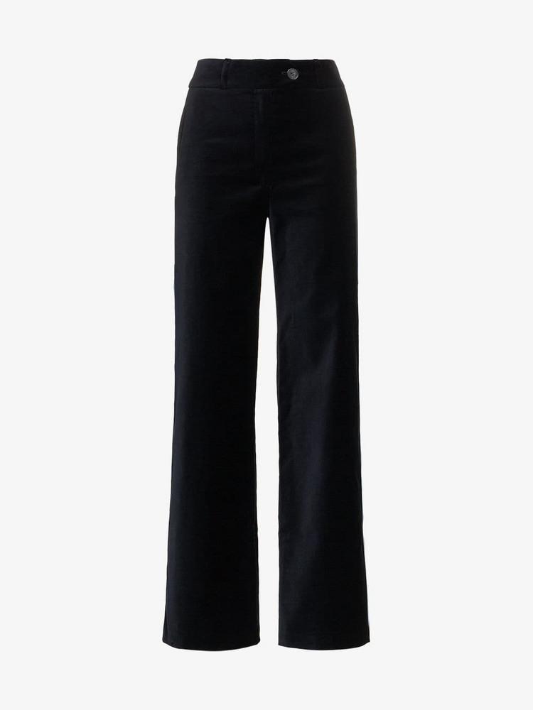 Mira Mikati always tomorrow side stripe trousers in black