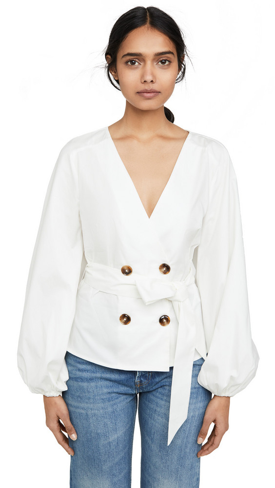 C/Meo Collective Avidity Top in white