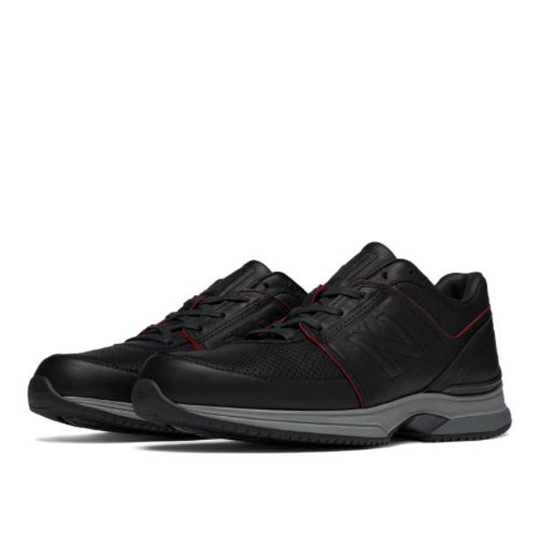 New Balance 2040v3 Leather Men's Everyday Running Shoes - Black (M2040BK3)