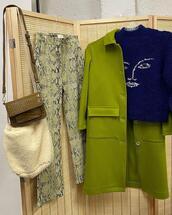 pants,bag,sweater,coat
