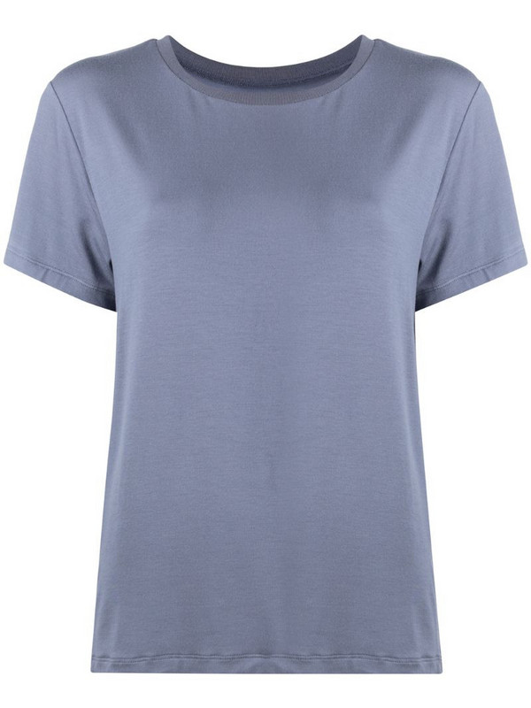 Styland short-sleeved T-shirt in blue