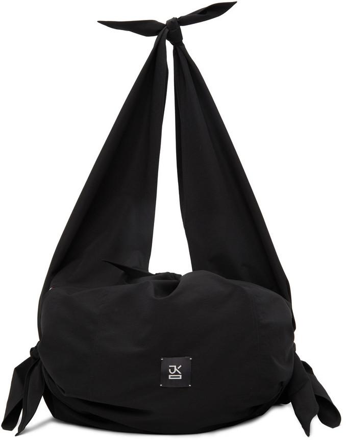 J.KIM SSENSE Exclusive Pilgrim Tote in black