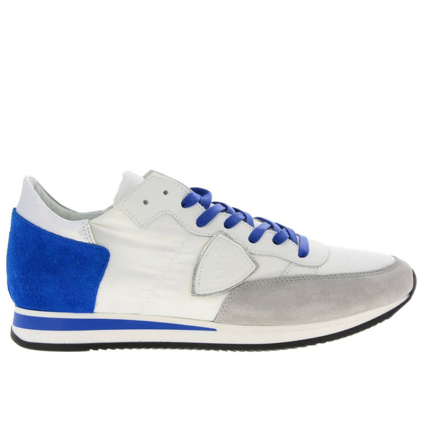 Philippe Model Sneakers Shoes Men Philippe Model in white