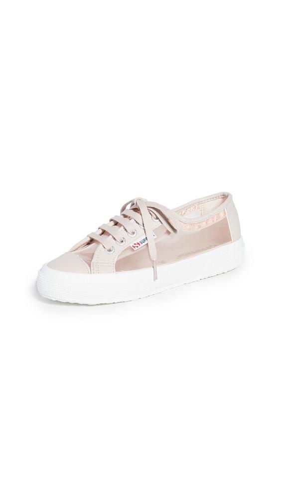 Superga 2750 Mesh Sneakers in pink
