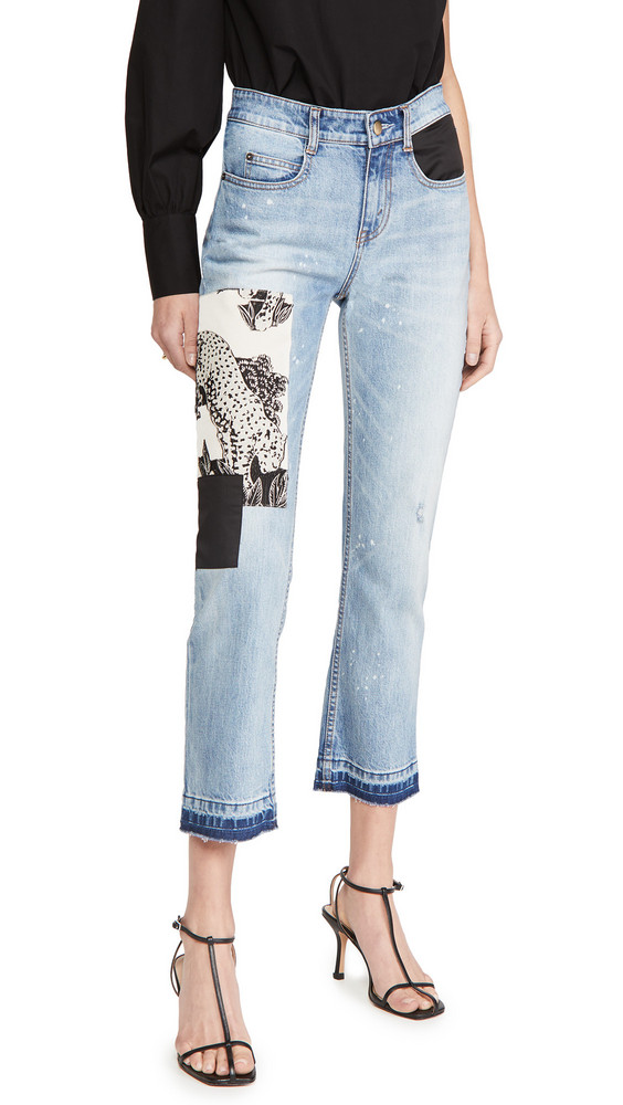 Hellessy Mcailay Jeans in black / ecru