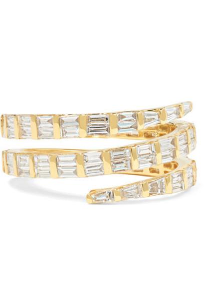 Anita Ko - 18-karat Gold Diamond Ring