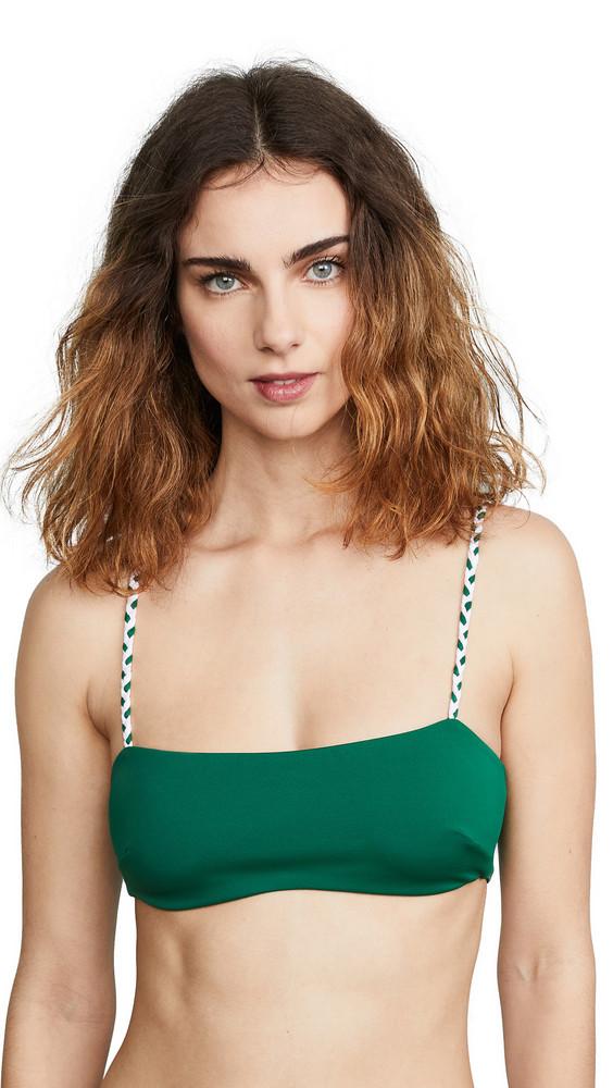 Sian Swimwear Kaya Bikini Top in green