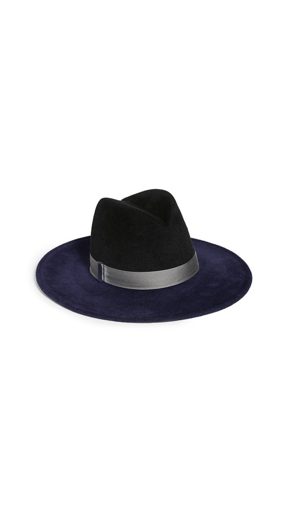 Gigi Burris Jeanne Hat in black / navy