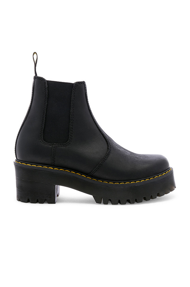 Dr. Martens Rometty Boot in black