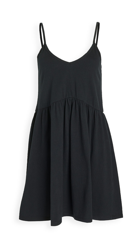 Z Supply Solid Kona Dress in black