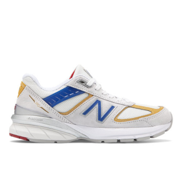 New Balance Made in USA 990v5 Women's Made in USA Shoes - (W990V5-26576-W)
