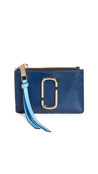 The Marc Jacobs Snapshot Top Zip Multi Wallet