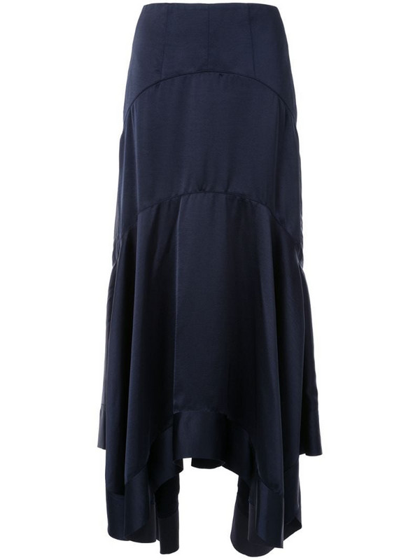 Acler Soto skirt in blue
