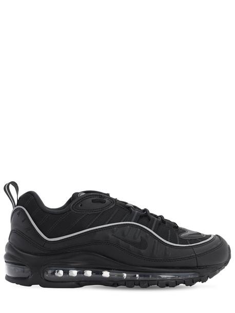 NIKE Air Max 98 Sneakers in black