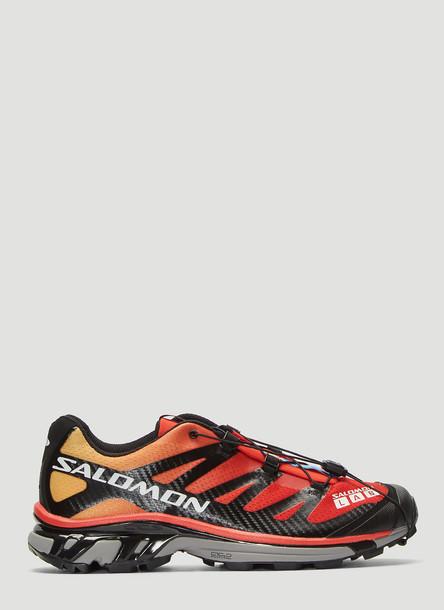 Salomon S/Lab XT-4 ADV Sneakers in Orange size UK - 10