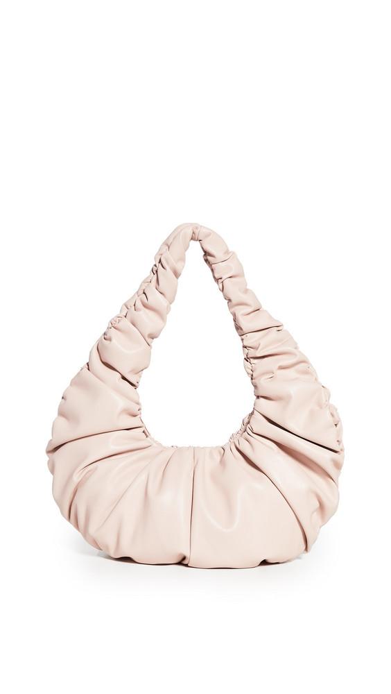 Nanushka Anja Baguette Bag in pink