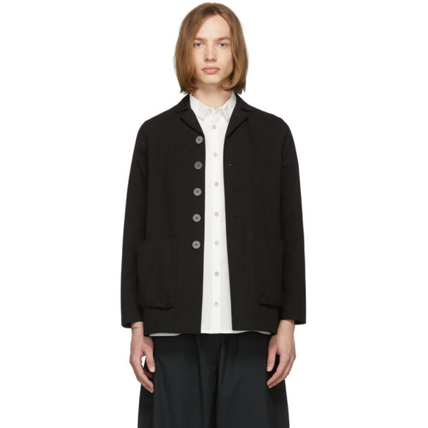 Toogood Black 'The Photographer' Jacket