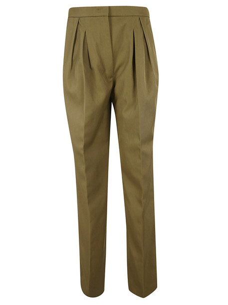 Golden Goose Simple Trousers in green