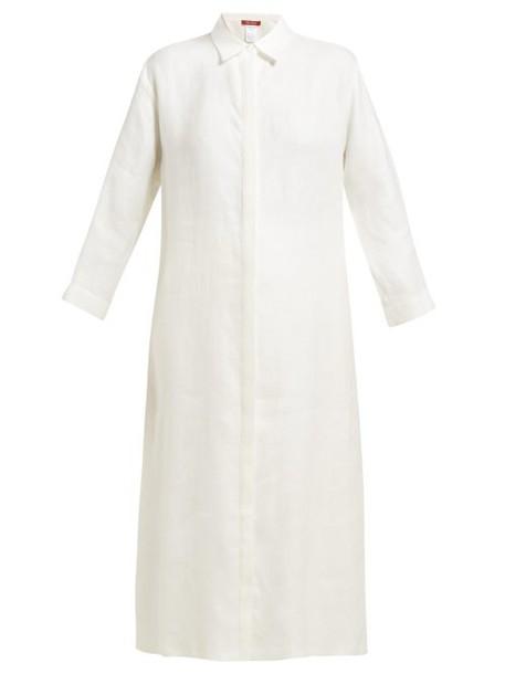 Max Mara Studio - Cardato Dress - Womens - White