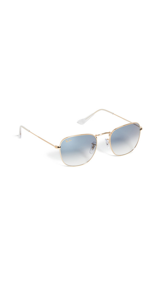 Ray-Ban Frank Icons Sunglasses in blue / gold