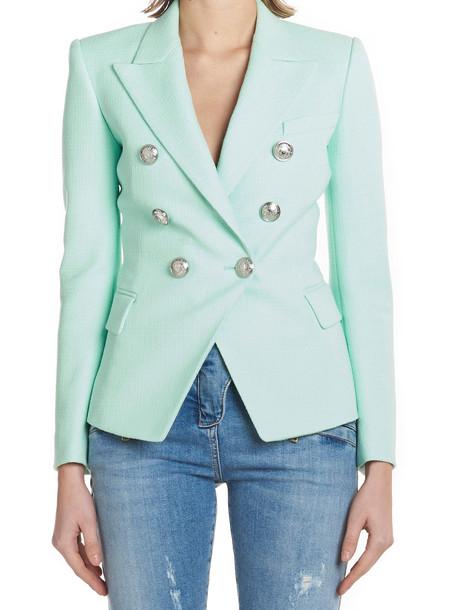 Balmain Jacket in green