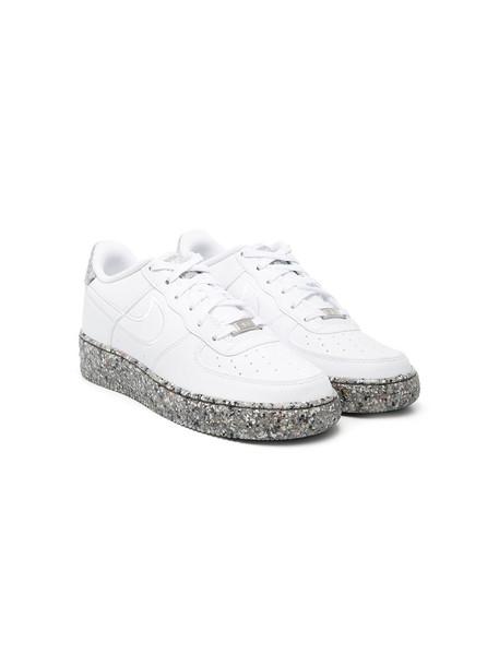 Nike TEEN Air Force 1 Impact sneakers - White - Wheretoget