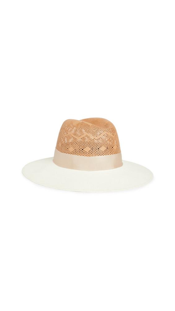 Freya Camelia Hat in natural / tan