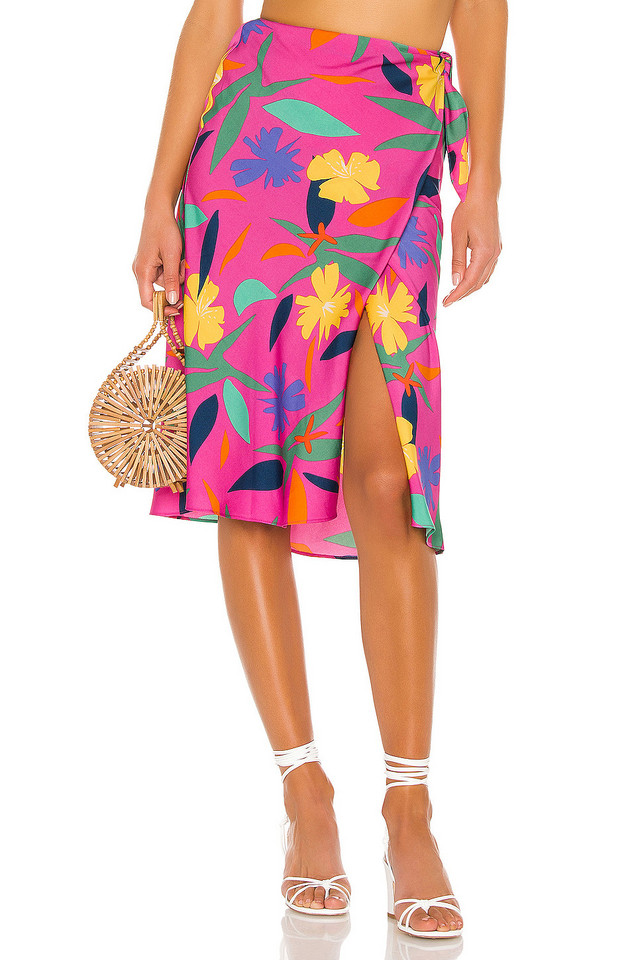 LPA Alessa Skirt in pink