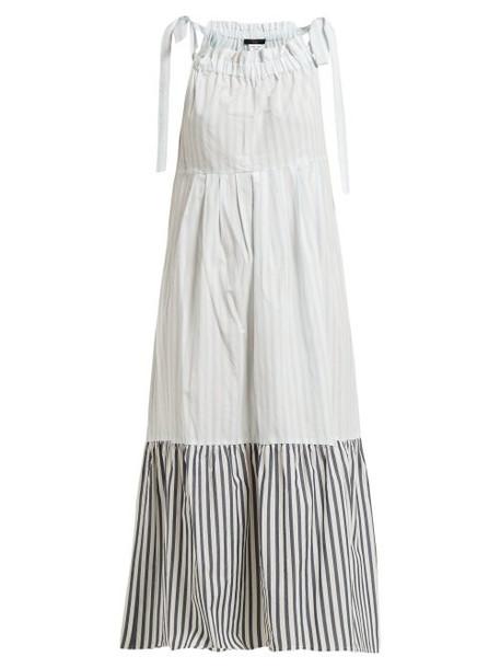 Weekend Max Mara - Utopico Dress - Womens - Light Blue