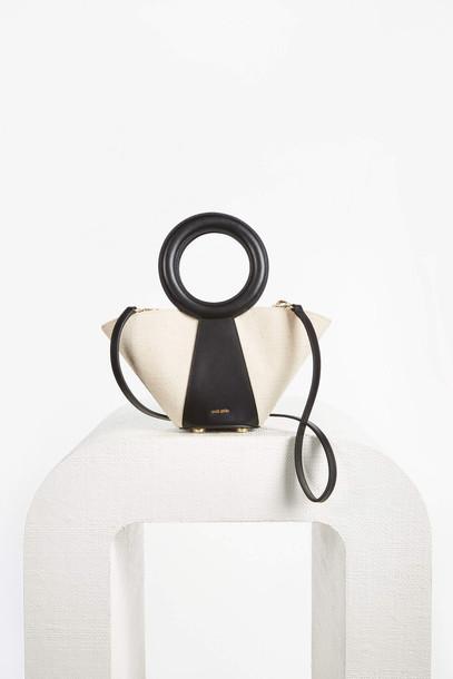 Cult Gaia Mini Roksana Crossbody - Black Multi (PREORDER)                                                                                               $398.00