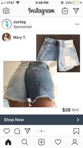 shorts,denim shorts