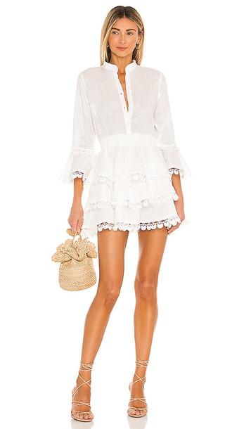 Waimari Calamaro Dress in White