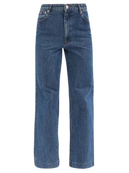 A.P.C. A.P.C. - Sailor Straight-leg Jeans - Womens - Light Denim