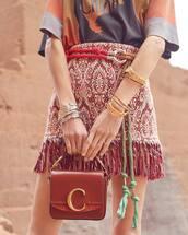 skirt,red skirt