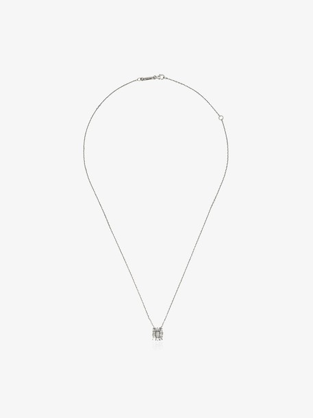 Suzanne Kalan White gold Firework necklace